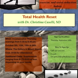 Total Health Reset