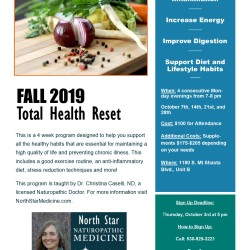 Fall 2019 Total Health Reset